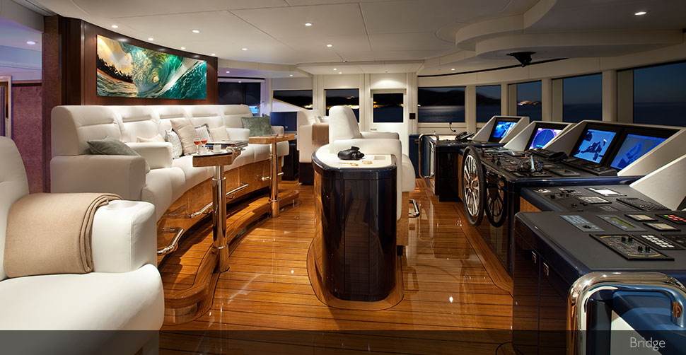 Photo of SYCARA V interior