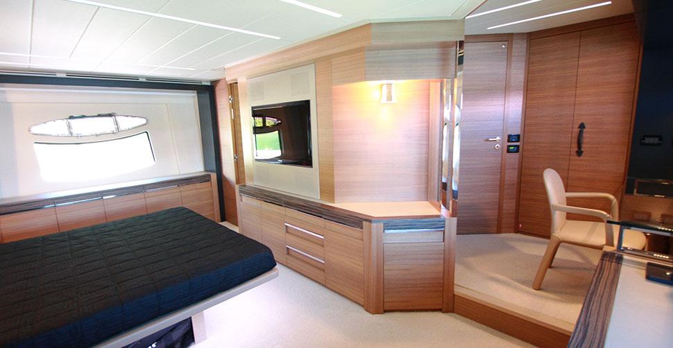 Photo of CAVALLINO interior