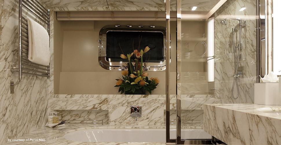 Photo of Perseus^3 interior