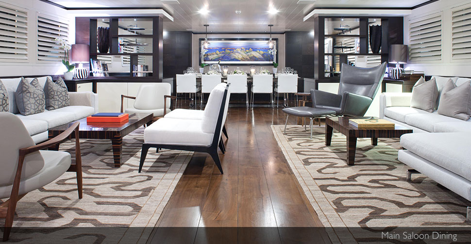 Photo of MIRAGE interior