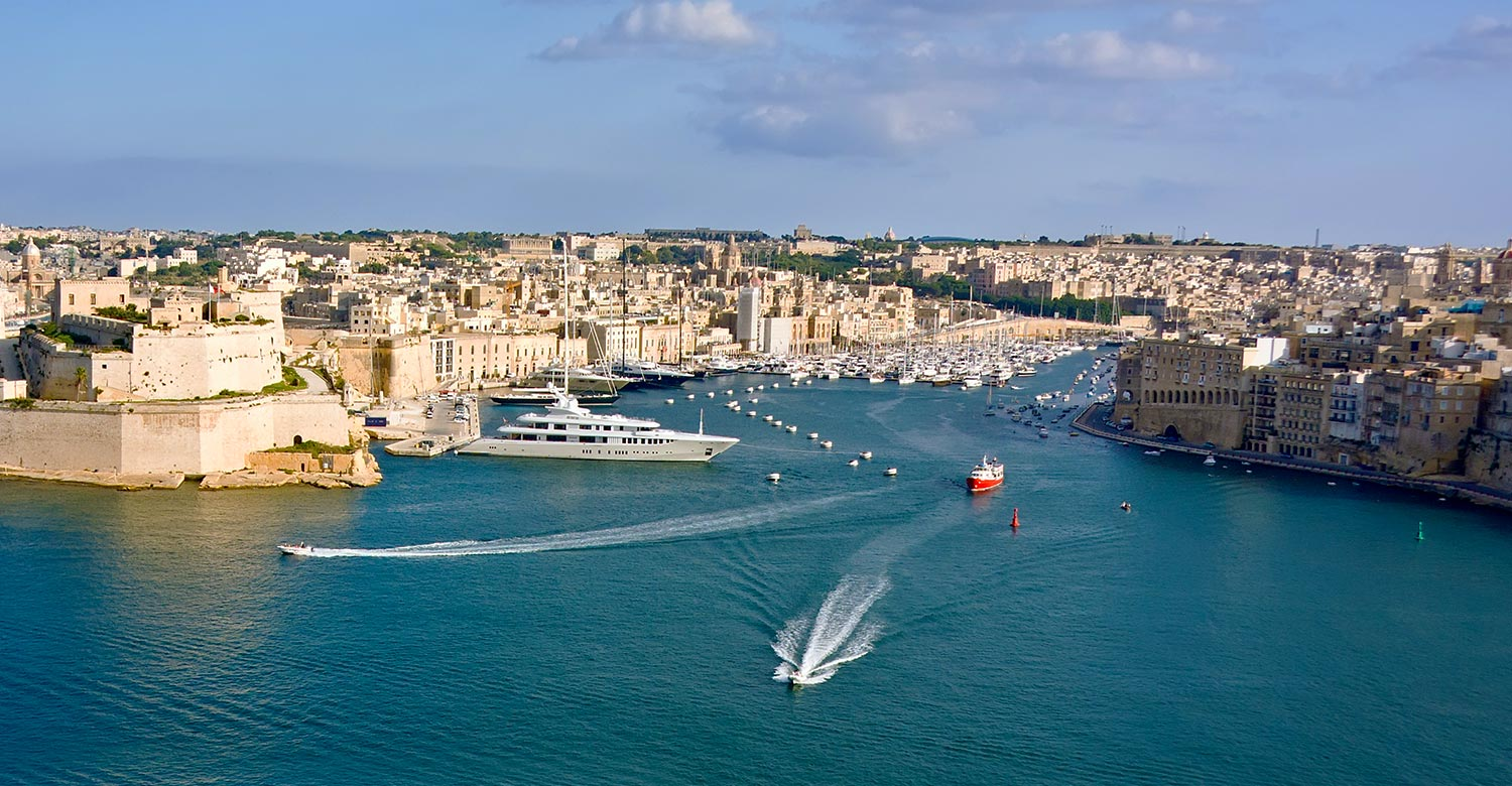 Photo of Grand Harbour Marina, Malta