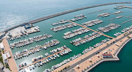 Photo of Berths in Marina D'arechi for sale
