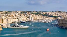 Photo of Grand Harbour Marina, Malta