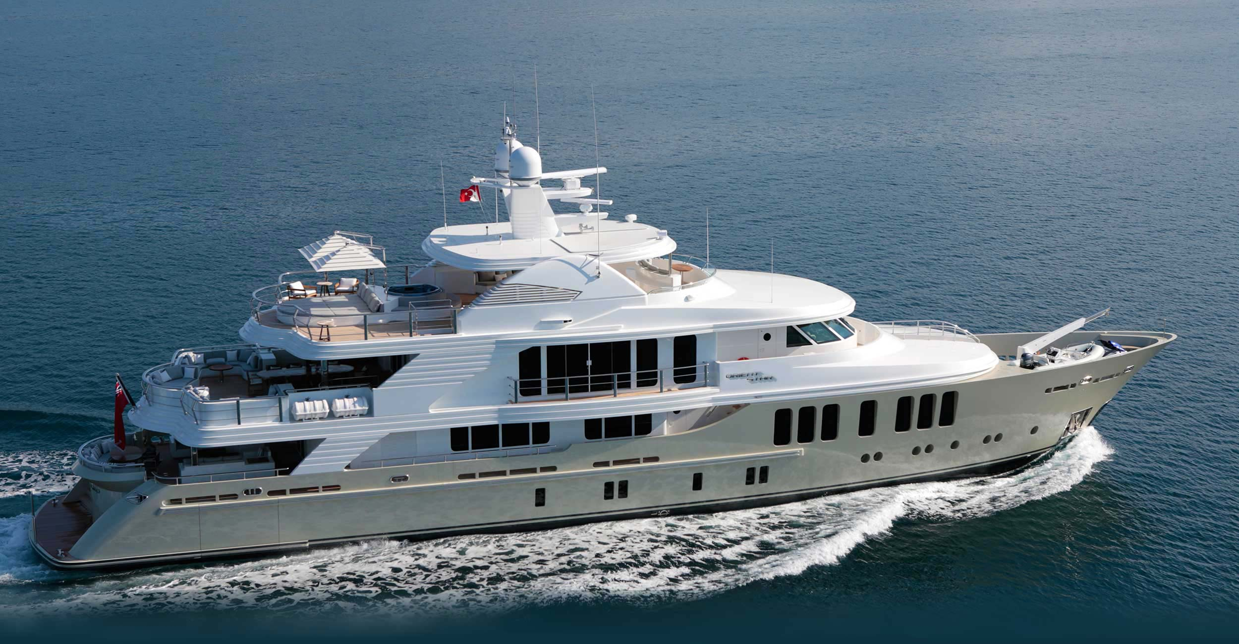Photo of ORIENT STAR for Charter
