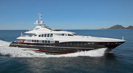 Photo of MON PLAISIR for Charter